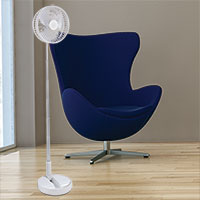 Breeze Telescopic Fan