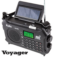 Voyager KA700 XL Digital Radio with Rechargable Battery
