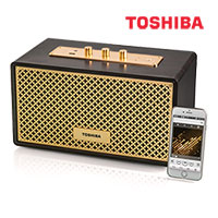 Toshiba TY-WSP67 Vintage Wireless Bluetooth Speaker