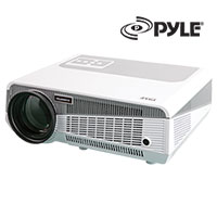 Pyle HD Projector with Android & WiFi