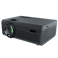 Supersonic SC-80P HD Video Projector with Speakers