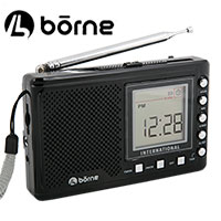 Borne 12-Band AM/FM Radio