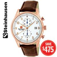 Steinhausen SO921 Lugano Quartz Watch