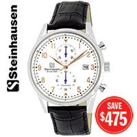 Steinhausen SO918 Lugano Quartz Watch