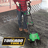 Tornado Tools WE7004 Electric Tiller