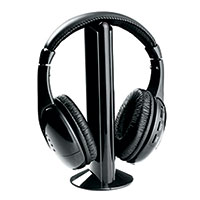 Naxa NE-922A Wireless Headphone System