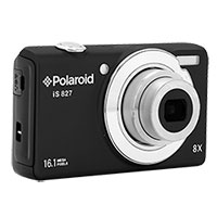 Polaroid Black 16.1MP Digital Camera