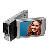 Vivitar 12.1MP HD Camcorder with Touchscreen
