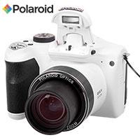 White Polaroid 16.1 MP Digital Camera
