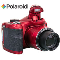 Polaroid IS2634 16.1MP 26x Optical Zoom Camera