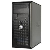 Dell HE1-0011 Optiplex 380 Intel Core 2 Duo Computer