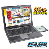 Dell Duocore Notebook