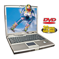 Dell 1.4GHz with DVD Player