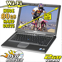 Dell 2.0GHz Duo Core Notebook Computer