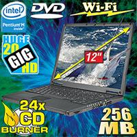 Dell Pentium M Notebook Computer