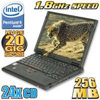 IBM Pentium 4 Notebook Computer