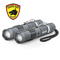 Guard Dog Electrolite Stun Gun Flashlight - 2 Pack