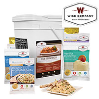 Wise Company 158-Serving Emergency Prep Solution