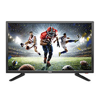 "Naxa NT-2410B 24"" LED TV with USB & Car Kit"