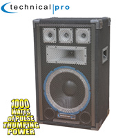 Technical Pro 5-Way Speaker