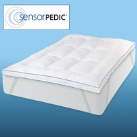 SensorPedic Bed Topper - King