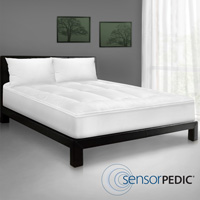 SensorPedic Mattress Topper - King
