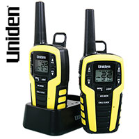 Uniden 32-mile 22 Channels SX329 Two-Way Radios