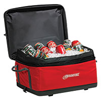 Tailgaterz Red Collapsible Cooler