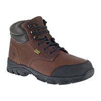 Iron Age Men's Brown Galvanizer Work Boots