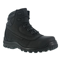 Iron Age Men's Black Back Stop Work Boots
