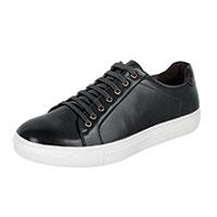 Men's Romario Casual Dress Shoes - Black