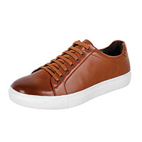 Men's Romario Casual Dress Shoes - Brown