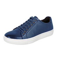 Men's Romario Casual Dress Shoes - Blue