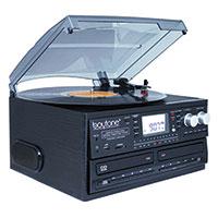 Boytone BT-29B Dual CD Recorder and Home Stereo