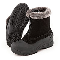 Itasca Women's Black Tahoe Winter Boots
