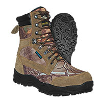 Itasca Men's Big Buck Waterproof/Insulated Camo Boot