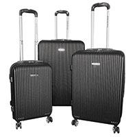 Karriege-Mate 3 Piece Hardside Luggage Set
