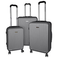 Karriege-Mate 3 Piece Hardside Luggage Set