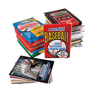 Bay City Cards Heavy Hitters Baseball Card Set
