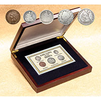 American Coin Treasures Rare Coins of the 1800's