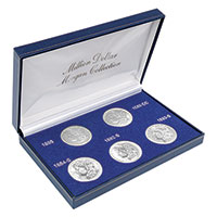 Million Dollar Morgan Coin Collection