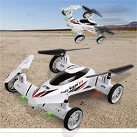 Swift Stream 2-in-1 Flying Car with Camera