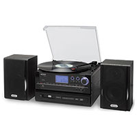 Jensen JTA-990 Turntable CD Recording System
