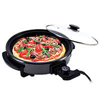 "Innovative Living 13"" Electric Skillet"