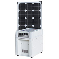 Nature Power 1800 Watt Solar Home & RV Kit