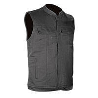 Vance Leathers Men's Denim Club Vest