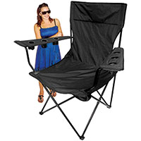 Creative Outdoor Extra Large Folding King Pin Chair