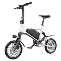 Glare Wheel Urban Folding Pedal Bike