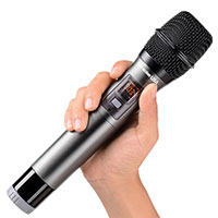 Karaoke USA WM900 UHF Wireless Microphone