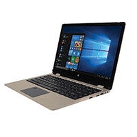 Direktek 13.3 Inch Gold Laptop